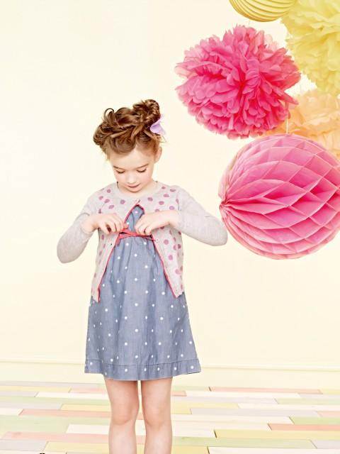 billieblush collection printemps été too-short vêtement